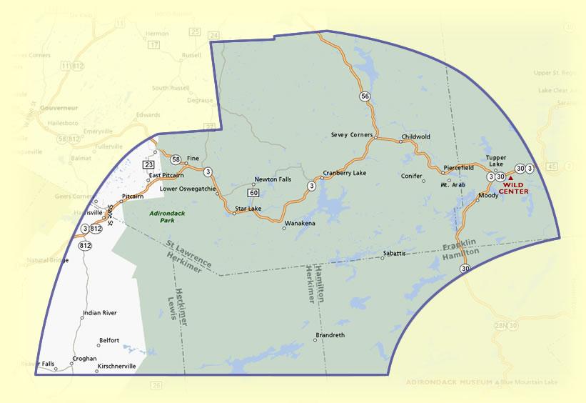 Large Map