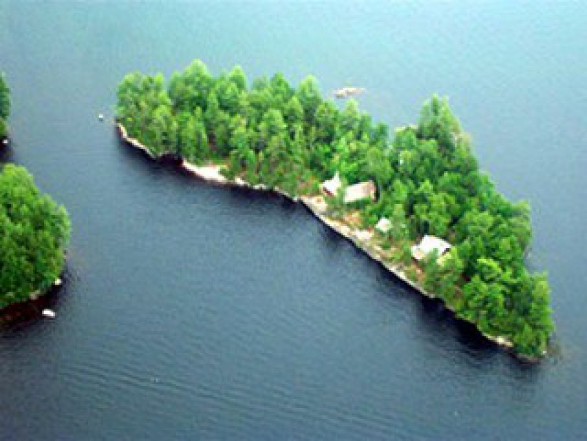 St. Hubert's Isle a.k.a. Church Island