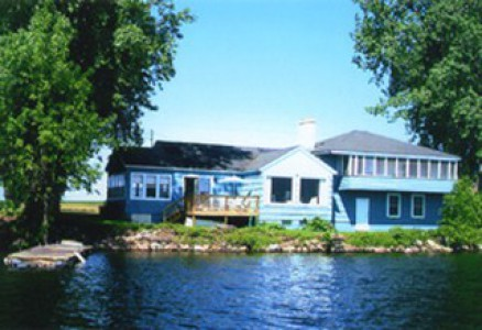 WATERFRONT HOME MONTY'S BAY - LAKE CHAMPLAIN