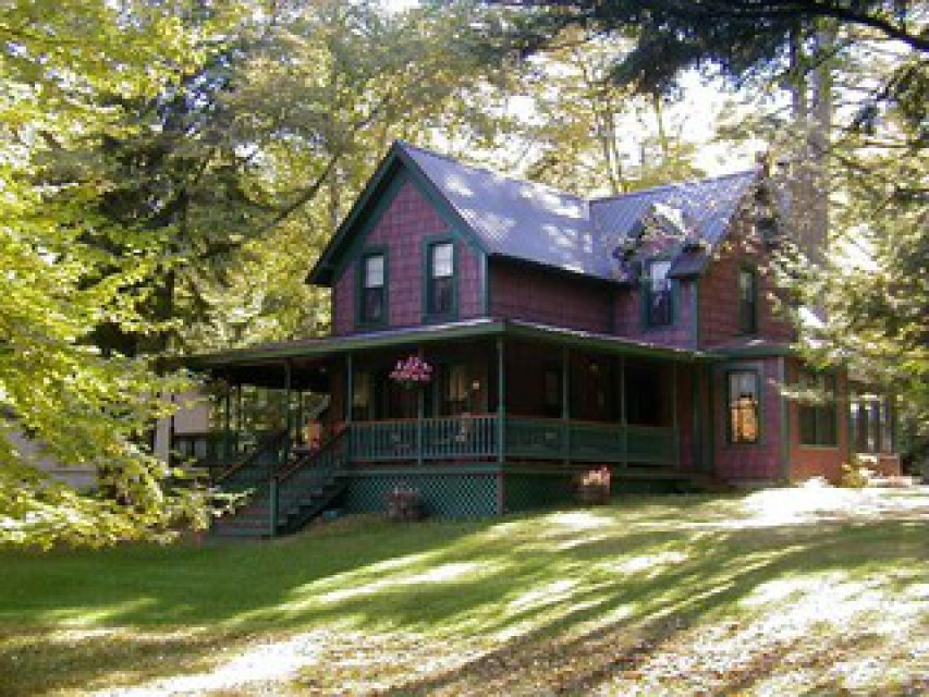 Highland Lodge Summer