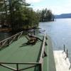 Enjoy breathtaking views of the lake & mountains.