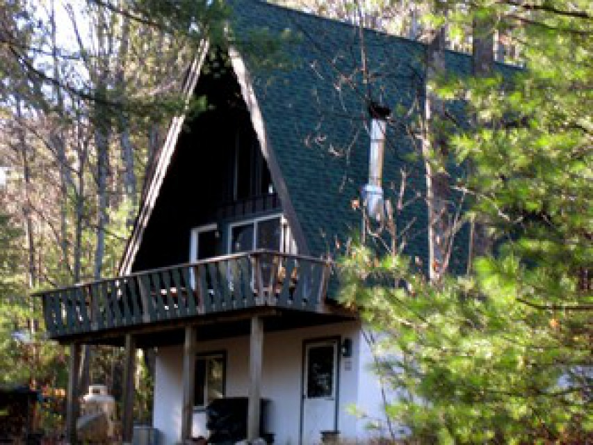the Scenic Point Chalet