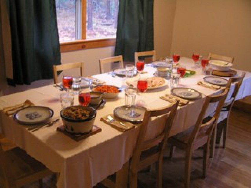Dining Room (enough room for 10)