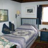 Twin Beds & 1/2 bath
