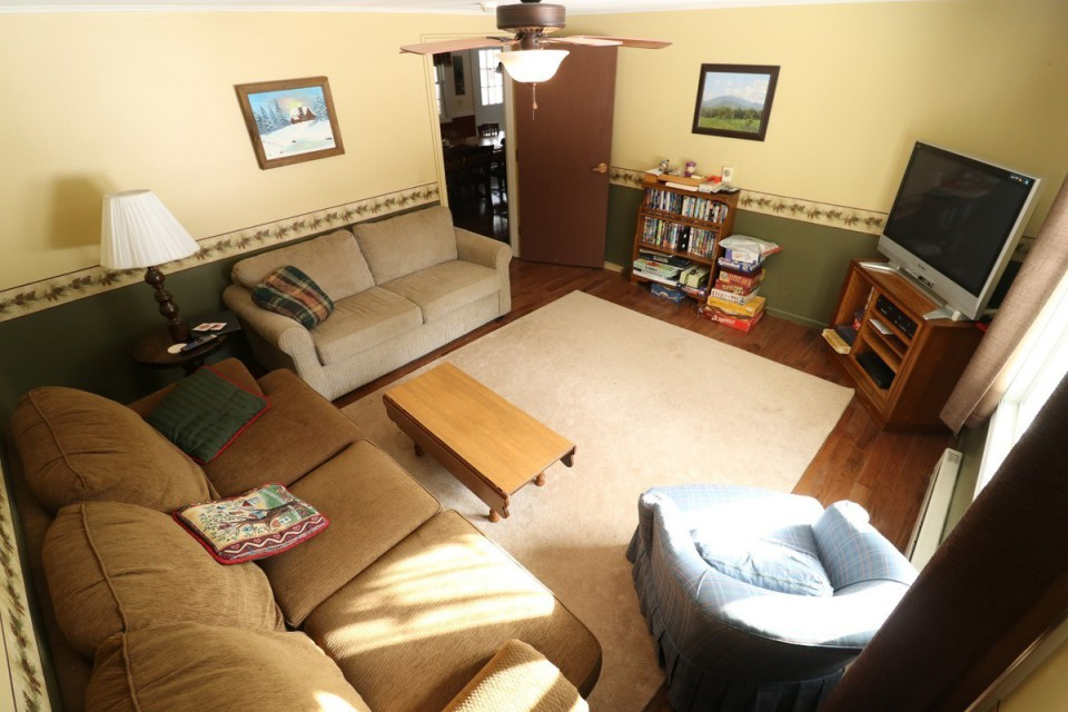 TV Room/ Library