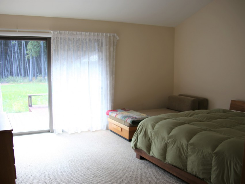 Master Bedroom #3 with Field View