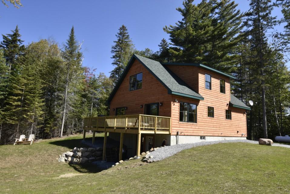 The Osprey House
