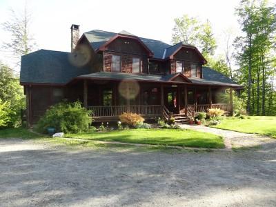 BEAUTIFUL CUSTOM HOME & PROPERTY