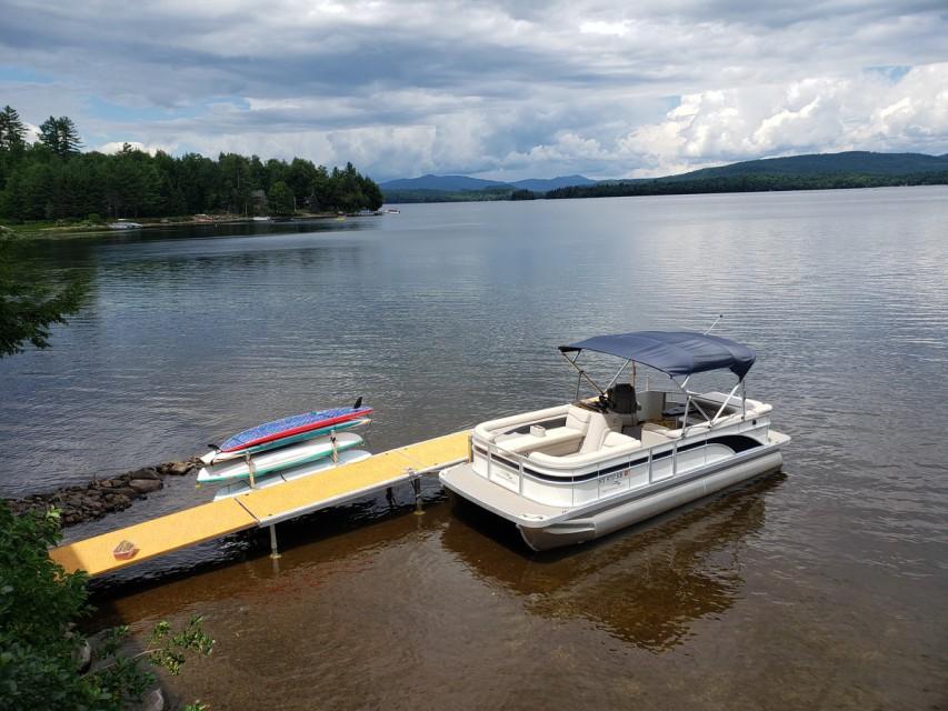 Brand New Dock Installed 2020