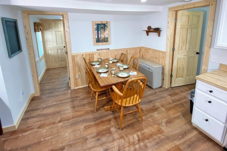 Dining Area/ Eat in Kitchen