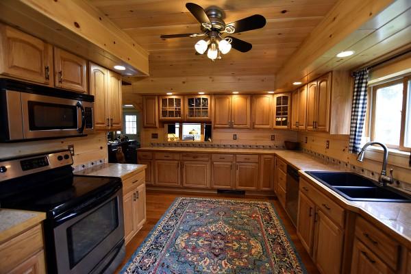 New Large Kitchen