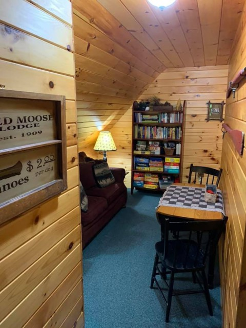 Game & Reading Nook!