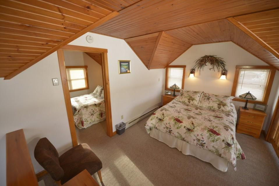 Bedrooms in The Mallard