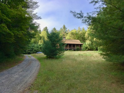 MOUNTAIN VIEW RIVER ACCESS LOG HOME