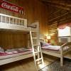 Bunk room sleeps 4 and has walk-in closet