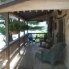 sideporch overlooking lake