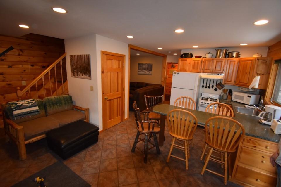 Kitchen in main cabin #2