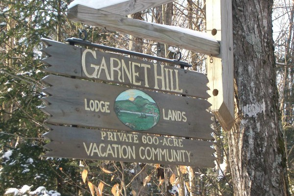 Part of the Garnet Hill Community