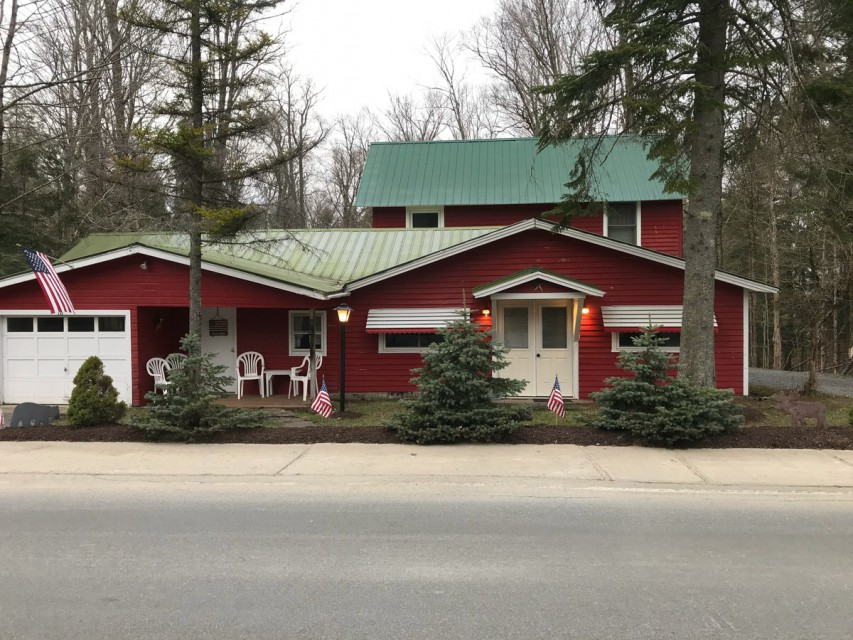 Porky Pine Cottage