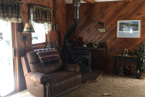Comfy double recliner
