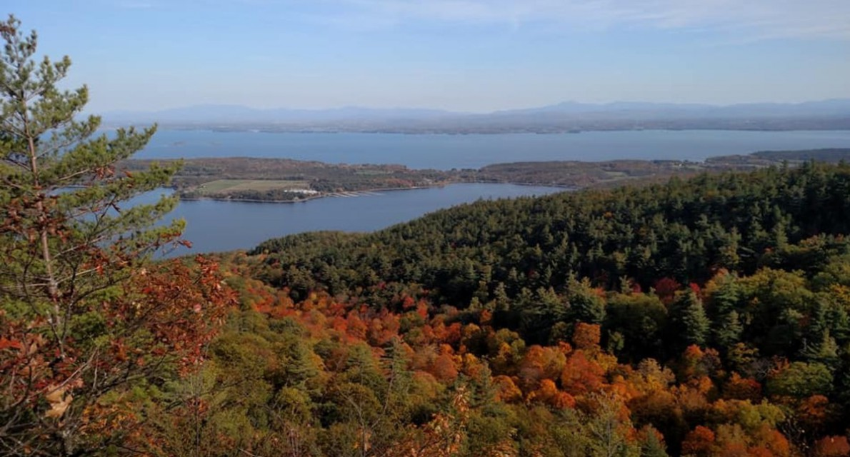 Come enjoy fall in the Adirondacks!