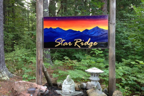 WELCOME to Adirondack Star Ridge!
