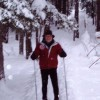 Delightful groomed XC ski trails at Paul Smiths VIC