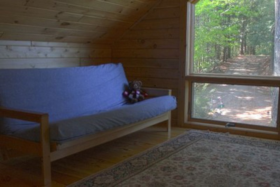 Loft (with full-size futon)