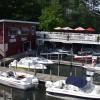 Marina, boat rentals, deli on premises!
