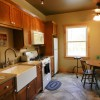 2 full kitchens!