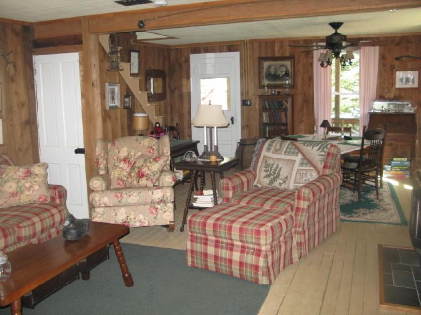 Opposite View of Family Room