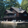 Boathouse with great room