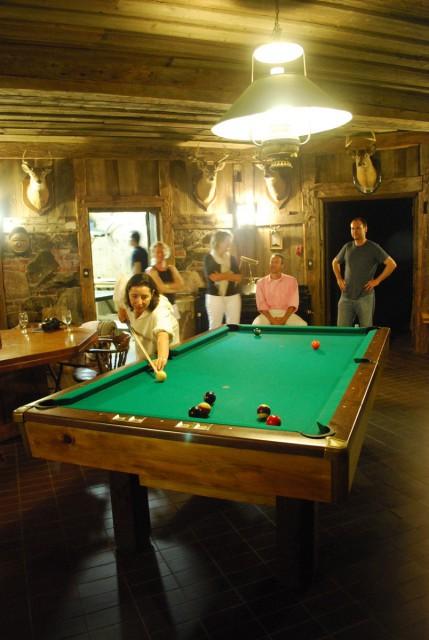Games night: Pool, Poker & Ping Pong!