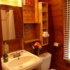 Full bath with tub/shower, lower level