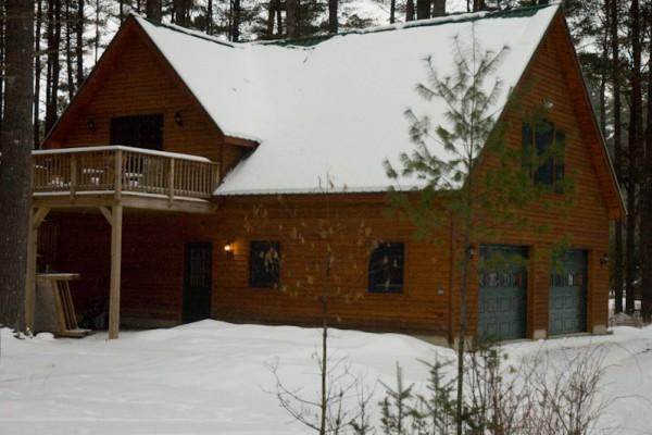 Big Brook Guest Apartment - Winter