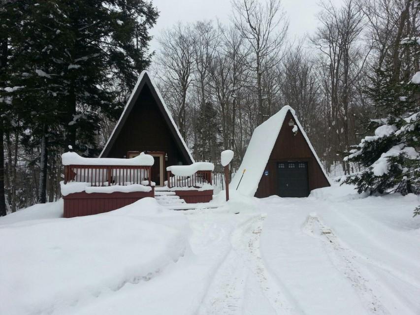 Winter Paradise!