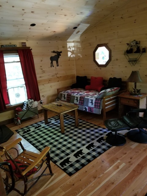 """new addition with """"girl"""" room and daybed"""
