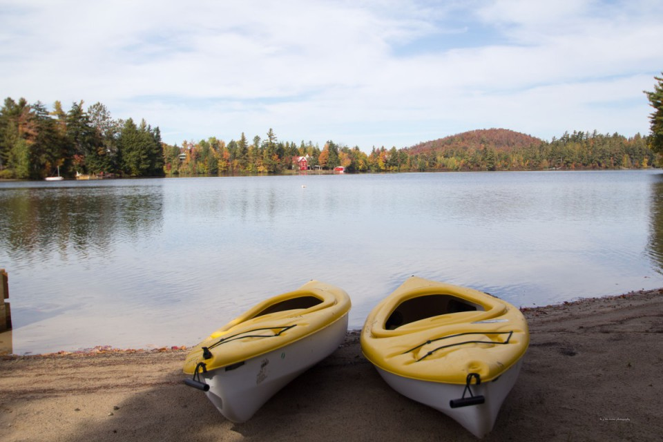 2 Kayaks for your use