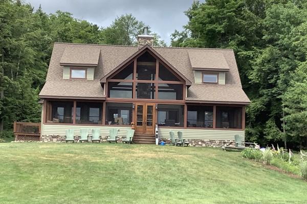 Adirondack Beach Home