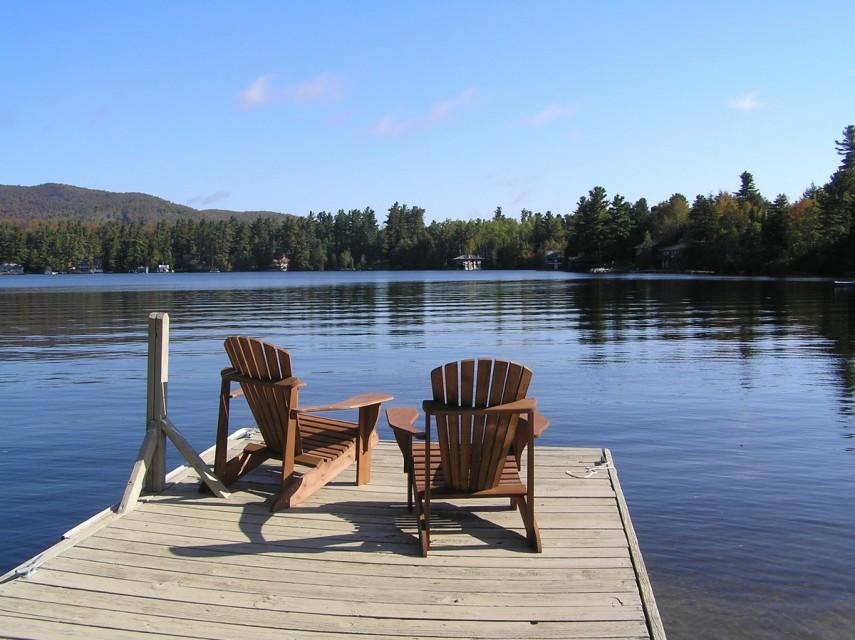 Dock Lake View
