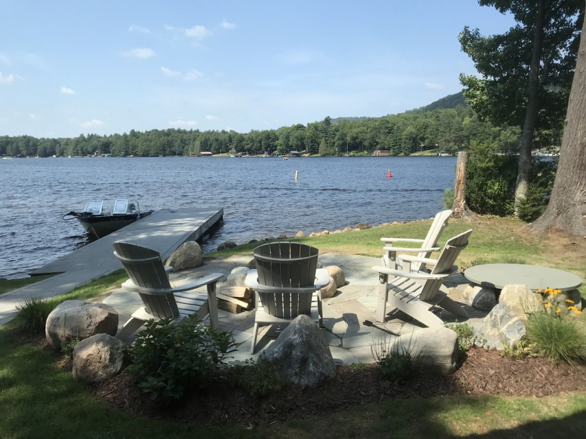 WATERFRONT CAMP / COTTAGE, Third Lake (VR8909) | Adirondack
