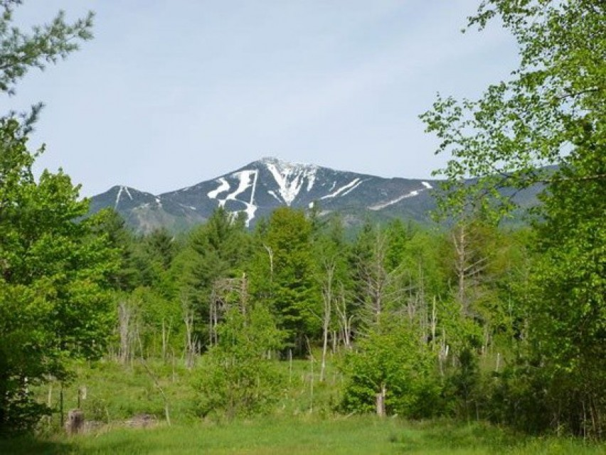 Awesome home with a awesome view of Whiteface Mountain