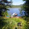 Private yard, lakefront, dock, paddleboat and rowboat
