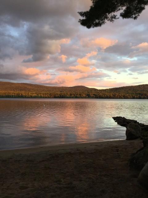 Enjoy amazing sunsets!