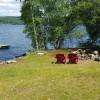 Fire pit, dock, swim platform, plenty of room for boat