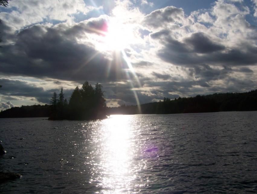Beautiful Cranberry Lake!