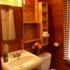 Full bath with tub/shower, lower level