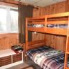 Bedroom 3 - Twin over Twin Bunk bed