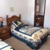 Second floor bedroom with 2 twin beds