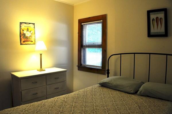 cottage 2&3 - bedroom